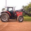 MF8130 Tractor/Burder 9050xp Loader