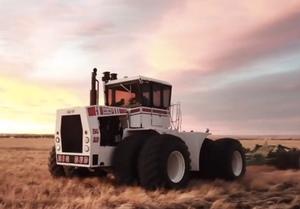 Video - Big Bud 525/50 Pulling K-Line Speedtiller