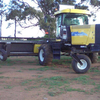 New Holland 8040 Self Propelled Windrower