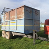 8Ton LGP Silage Trailers