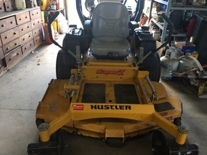 """HustlerZ 60"""" deck"""