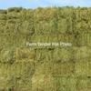 Pasture hay squares