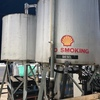 2nd Hand Diesel / Unleaded Fuel Storage Tanks 750L for farm use 2nos