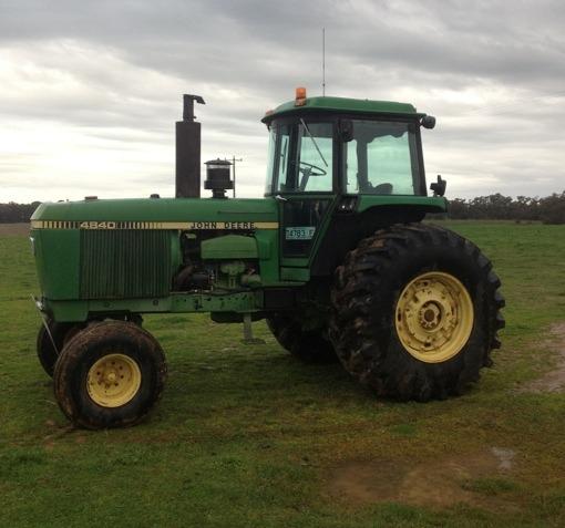 John Deere For Sale >> John Deere 4840 Tractor For Sale Machinery Amp Equipment