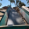 Under Auction  - LARGE FEED ELEVATOR - INFEED  Conveyor 7 metre long x 1500 wide - 2% Buyers Premium On All Lots
