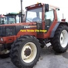 Fait F100 Tractor with 3810 Challenger Front End Loader
