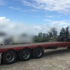 2004 Barker 45FT 6Inch Drop Deck Trailer For Sale w Ramps
