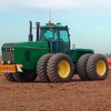 1997 John Deere 8570 Articulated Tractor For Sale