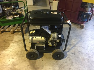 """Woolpress Genset 10 KVA, 21 HP """"V"""" Twin Vanguard Engine Will run a Whole Shearing Shed with ease ....."""