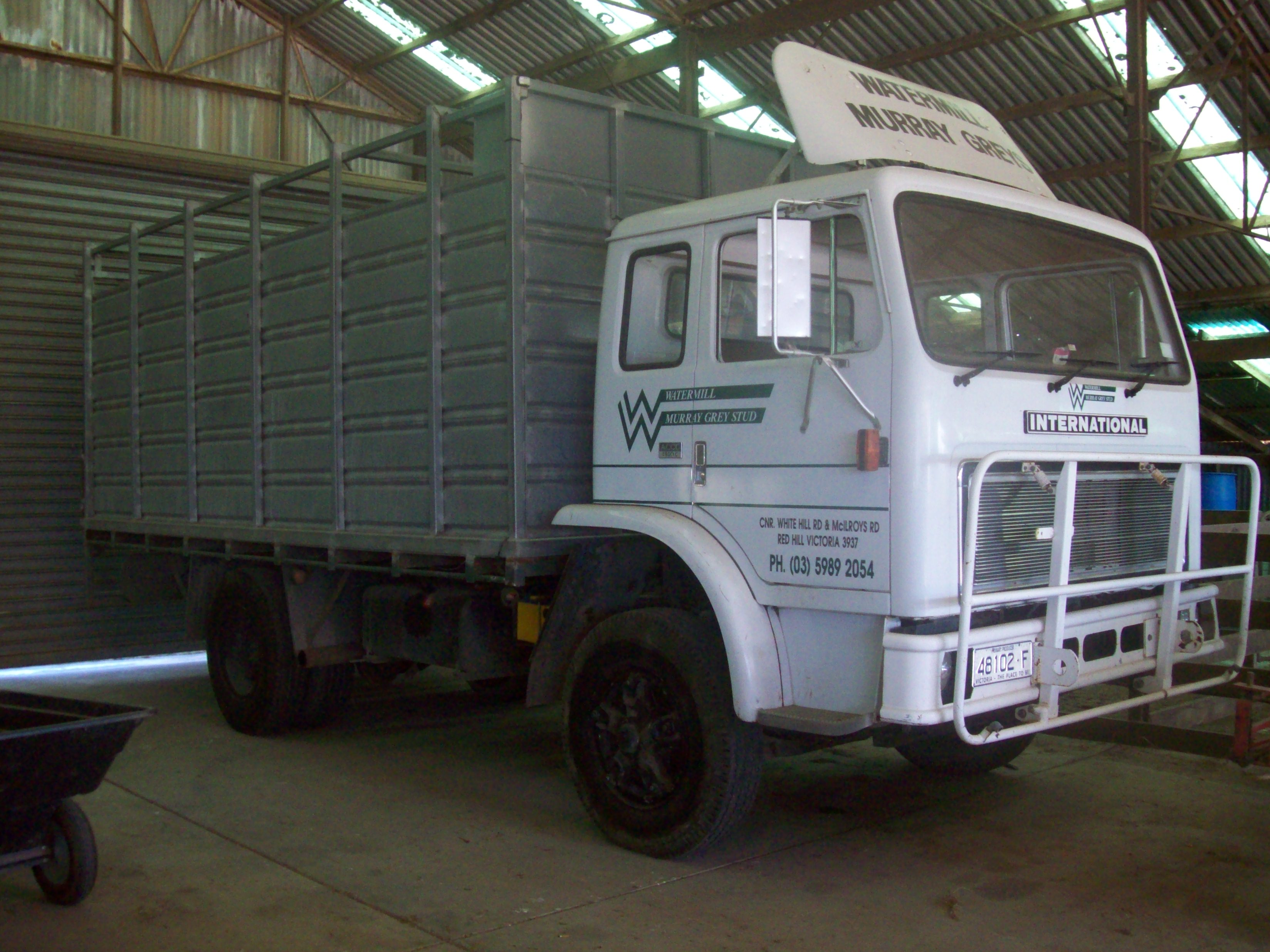 Truck With Stock Crate Trucks Amp Trailers Farm Trucks For