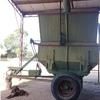 Feed Cart with Auger / Chaser Bin
