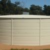 Water Tanks 17,000 litres up to 375,000 litres (110,000L installed $8,980.00)