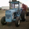 Massey Ferguson 35 Tractor.