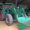 Fendt 311 Tractor with FEL