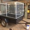 6x4 box trailer