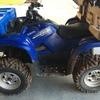 2011 Yamaha Grizzly 700 Quad Bike