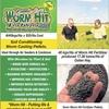 Worm Hit Organic Fertilizer Pellets For Sale in Bulk