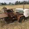 Saw Bench  202 Holden motor