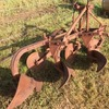 Under Auction - Antique 3 Furrow mouldboard - 2% Buyers Premium on all Lots