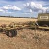 10mtr Alfarm Air Seeder with 125kg PJ Green Box.