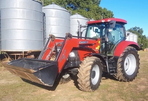 Tractors selling on Farm Tender