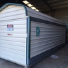 Farm Chemical Storage Unit,  Measuring ~ 2400mm W x 6000mm L x 2800mm Apex (file photo)