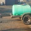 fire fighter  / water trailer