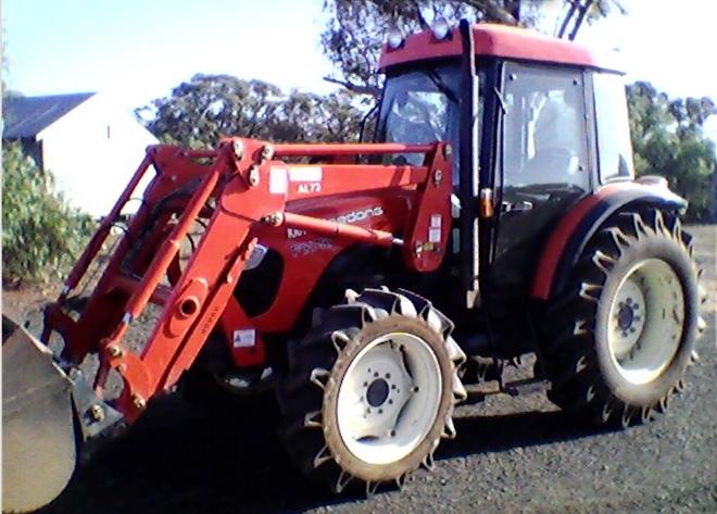 Kioti Daedong 75 Hp Tractor For Sale