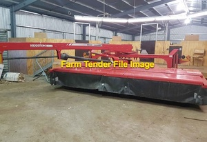 Massey Ferguson 3-4m Mower Conditioner with Steel Rollers wanted