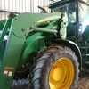 2006 John Deere 7920 with JD746 Loader