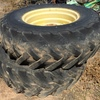 Rims and tyres to suit a 6000 Series John Deere Tractor