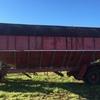 Two Axle mobile grain bin