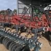 34' Case 4300 Cultivator, Flexi Coil 1720 Tow Between Cart