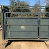 Cattle Weigh Box Crush Crate with Ruddweigh weigh bars scales