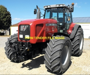 MASSEY FERGUSON 8260 FWA TRACTOR FOR SALE