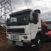 Volvo FM12 with 13 metre Crane