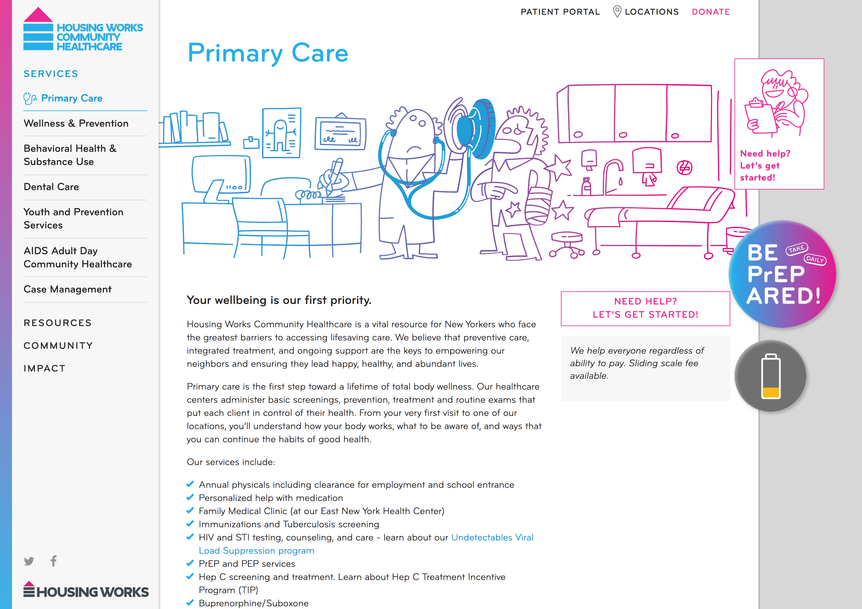 Hwh Primarycare