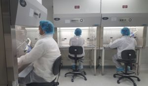 FamilyCord Clean Room for Cord Tissue