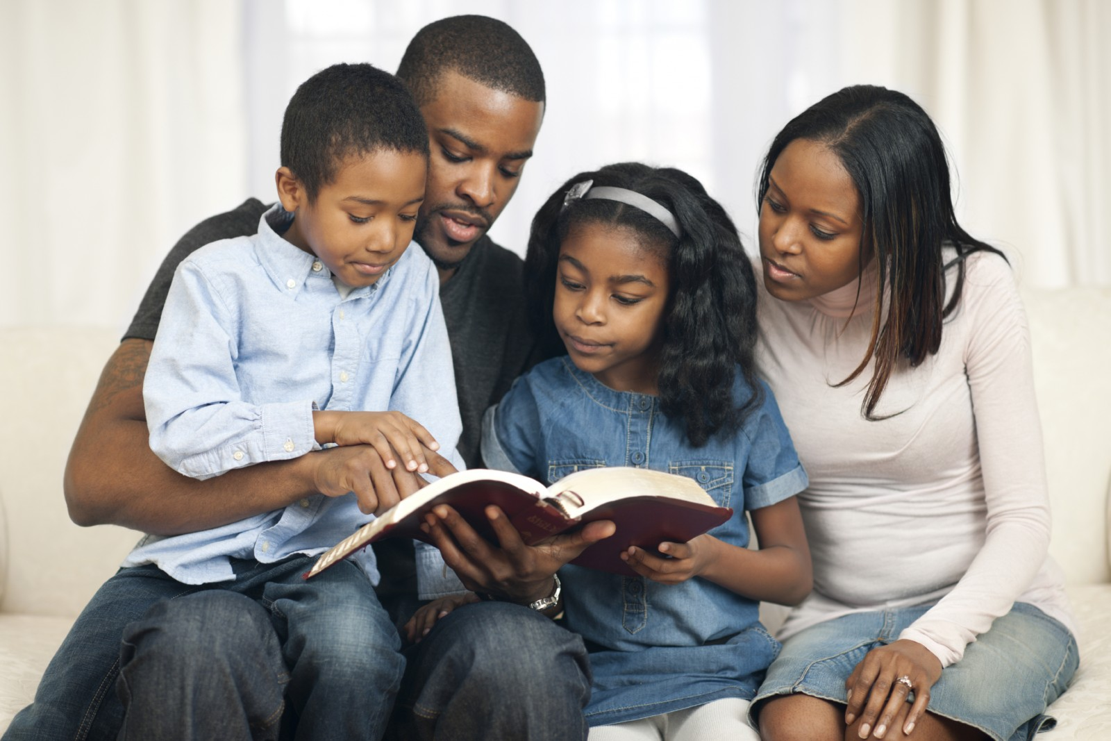 Making Scripture The Parenting Authority In Your Home