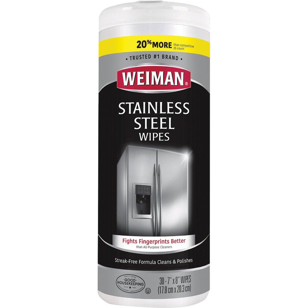 Weiman Products LLC 92 Weiman Stainless Steel Wipe