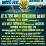 2012 Hangout Music Festival lineup