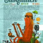 2012 Sasquatch Music Festival lineup