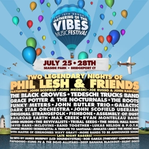 Gathering of the Vibes 2013 Lineup
