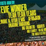 2013 Hangout Music Festival lineup 2