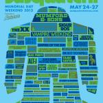 Sasquatch Music Festival 2013 Lineup