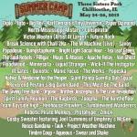2013 Summer Camp lineup