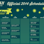 Firefly 2014 Schedule - Thursday