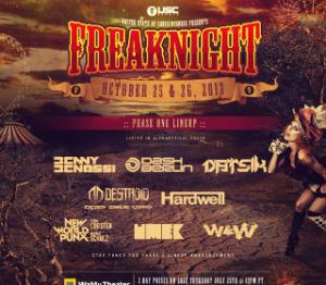 FreakNight Festival 2013