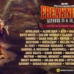 FreakNight Festival 2013 lineup