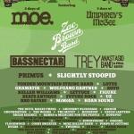 Summer Camp Music Festival 2014 lineup